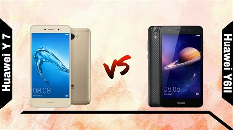 Hp Huawei Y6 Max huawei y 7 vs huawei y6 ii specs comparison