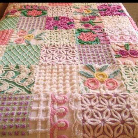 gorgeous hand made shabby chic quilt fabric pinterest