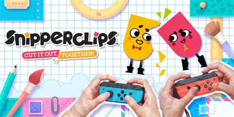 haircut games with clippers snipperclips cut it out together nintendo switch