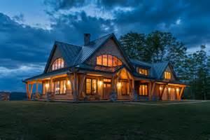 pasture farm chelsea vt modern timber home