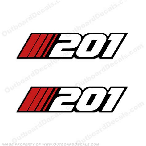 stratos boat decals for sale stratos quot 201 quot decal set of 2