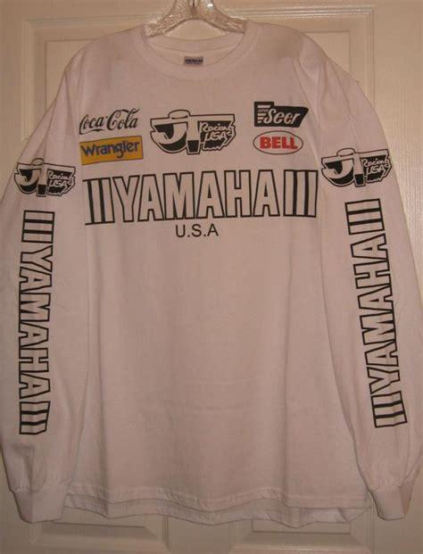 vintage motocross jerseys buy vintage motocross jersey yamaha vintage jt racing