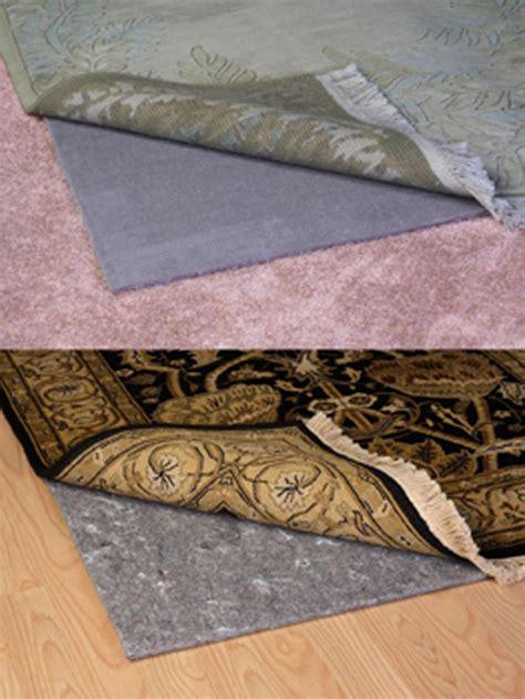 purpose of rug pad rug pads dual purpose msm industries