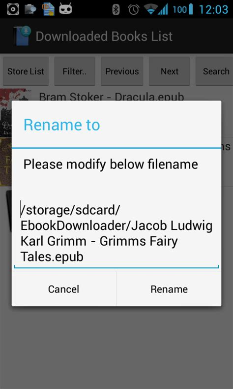free ebook downloads for android ebook downloader free android app android freeware