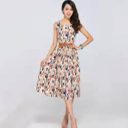 ladies cotton summer dresses in trends for fall fashion