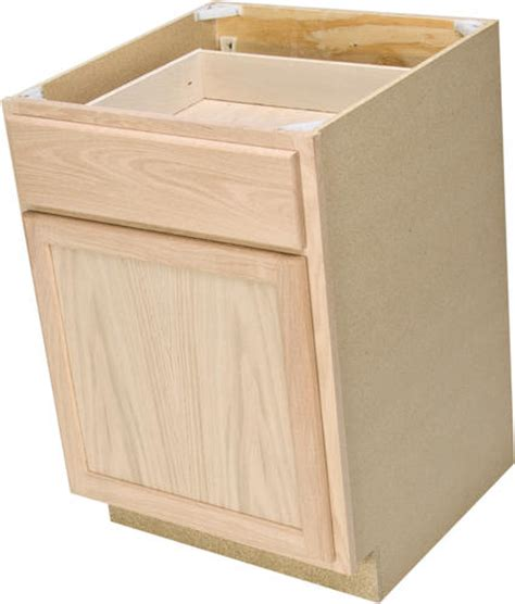 24 base with drawers quality one 24 quot x 34 1 2 quot unfinished oak base