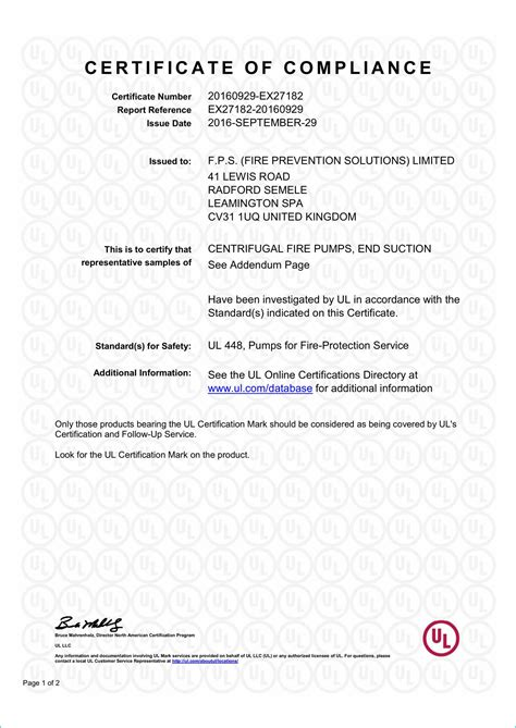alarm installation certificate template alarm certificate of completion template images