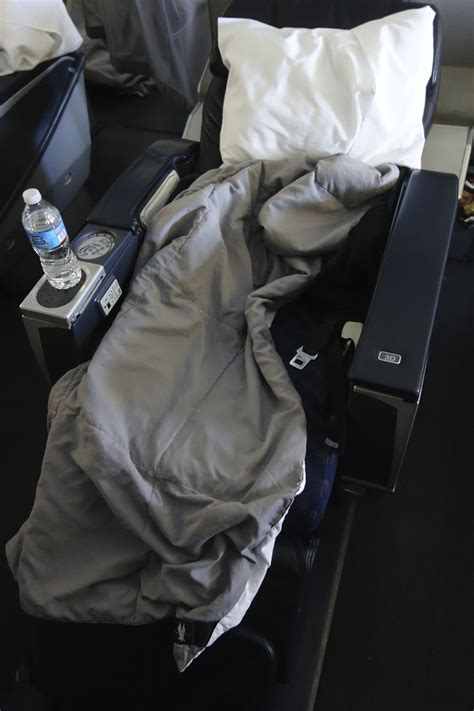 reclined position review american airlines flagship service first class new