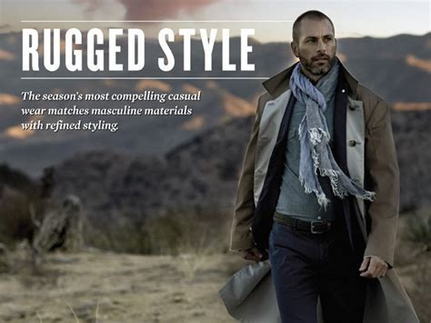 rugged style rugged style gentlemint