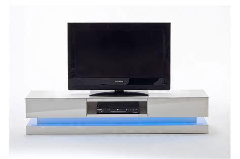 Eclairage Led Meuble by Meuble Tv Design Blanc Laqu 233 233 Clairage Led Rgb Cbc Meubles