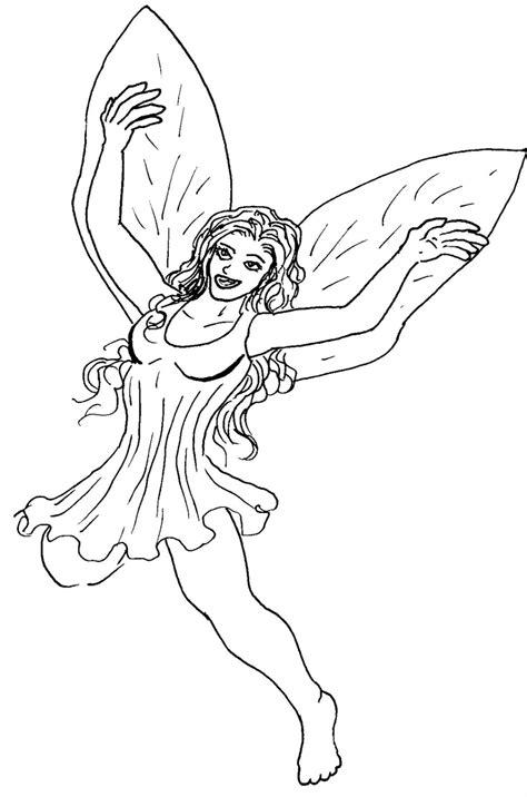 imagenes de hadas bonitas para dibujar hadas para colorear 2 dibujos online