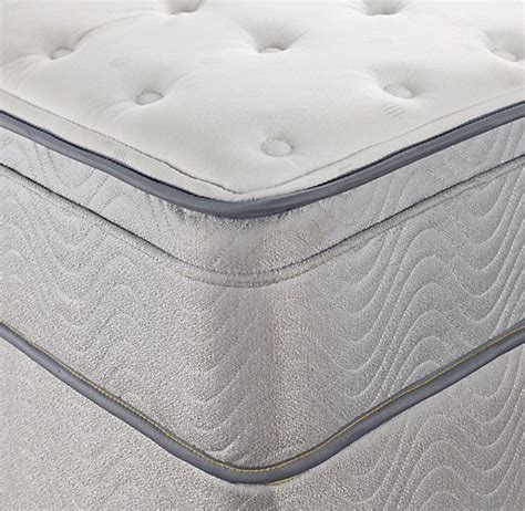 beautyrest 174 top plush mattress
