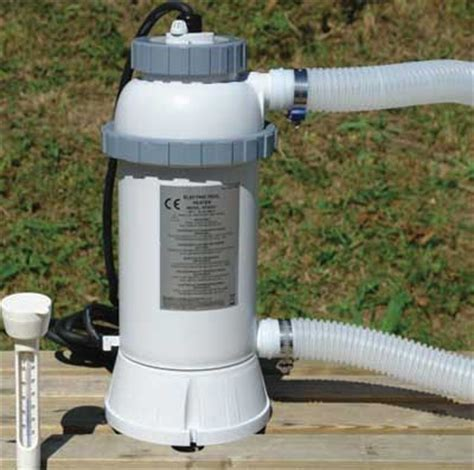 electric pool heater best gas pool heater to use at home