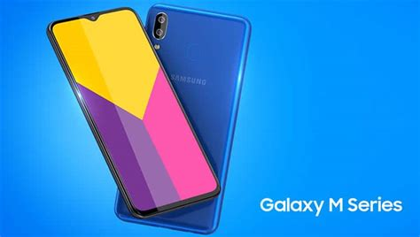 samsung m series samsung galaxy m series india launch here is all we about the galaxy m10 and m20 bgr india