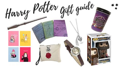 christmas gift ideas for harry potter lovers georgie pilbeam