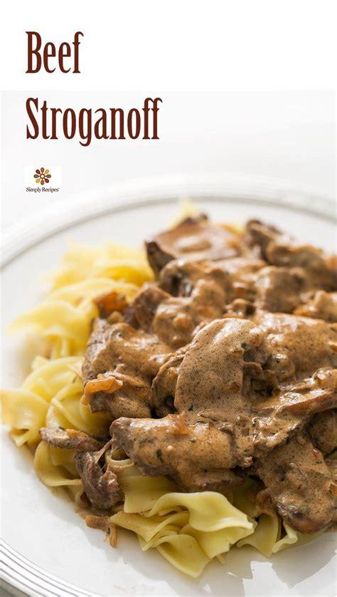 beef stroganoff best recipe best 25 classic beef stroganoff recipe ideas on