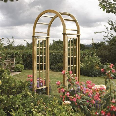 Wedding Arch Bc by Planting Ideas For Wooden Arbours Arches Gazebo Direct