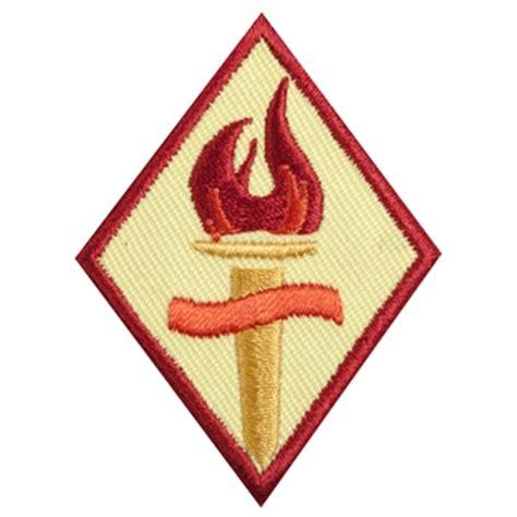 cadette woodworker badge cadette field day badge