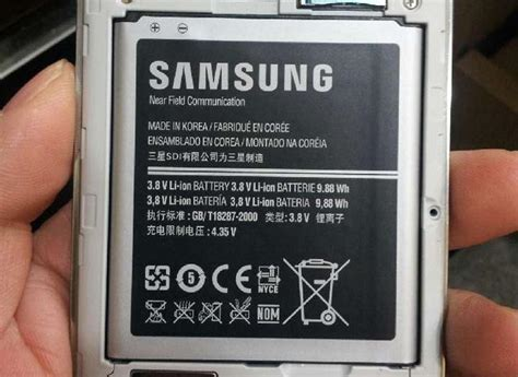 Battery Samsung Galaxy S4 samsung galaxy s4 will 2 600mah nfc battery