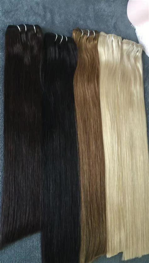 colored human hair extensions 100 human hair cheap colored clip in hair extensions buy