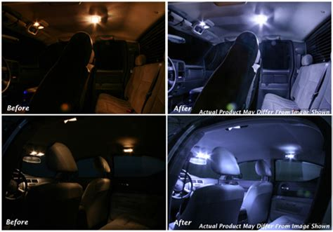 Jeep Wrangler Interior Led Lights Putco Jeep Wrangler Led Interior Dome Lights