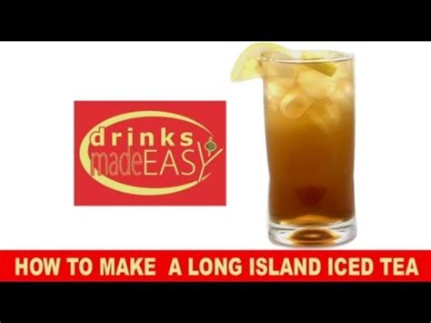 drinks made with tea videos video about tea