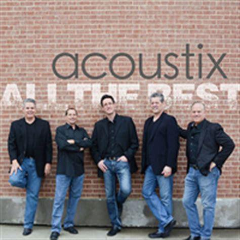 barbershop quartet acoustix spangled banner singers acoustix all the best