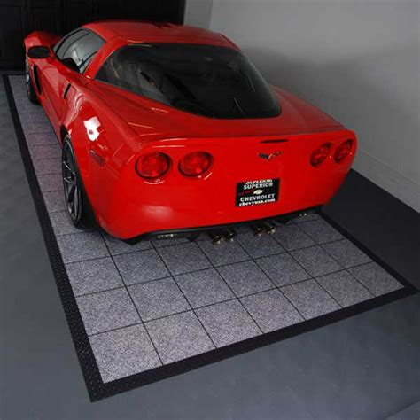 Car Mats For Garage Floors by Garage Floor Parking Mats Store It Well