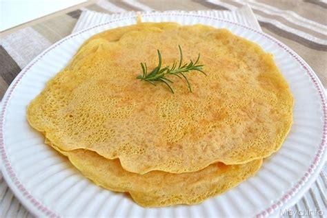 come cucinare la farina di ceci 187 crepe con farina di ceci ricetta crepe con farina di