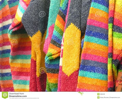 colorful clothes colourful clothes stock image image of bright wool