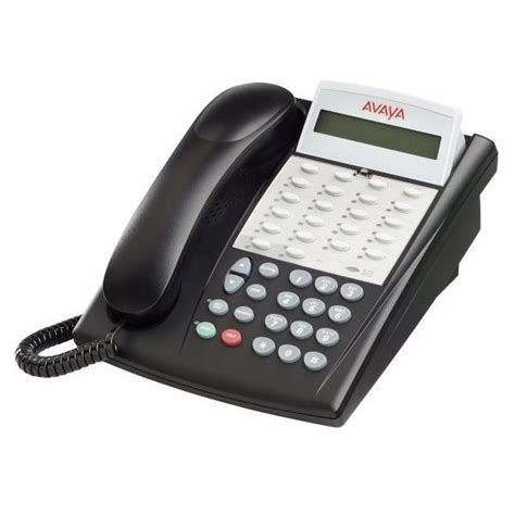 avaya partner 18d series 2 digital phone 18d 0003