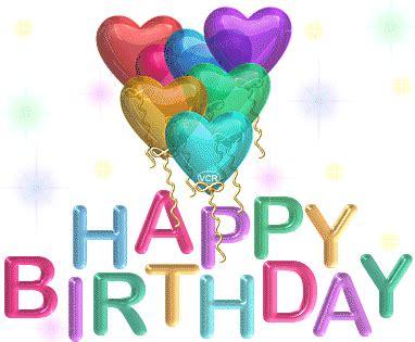 birthday balloons animated gifs gifmania