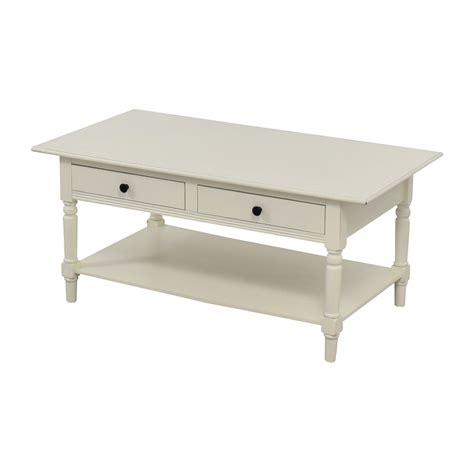 macys coffee tables 79 macy s macy s white two drawer coffee table tables