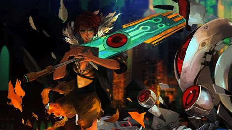 transistor trailer transistor ps4 multiplayer it