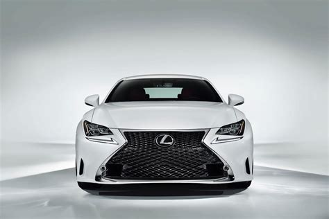 lexus rc f sport lexus rc 350 f sport revealed gets rear wheel steering