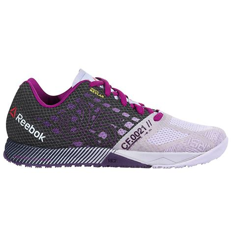 reebok athletic shoes s crossfit nano 5 0 lilac
