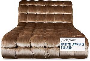 oversized chaise lounge sofa oversized tufted chaise lounge by martyn bullard