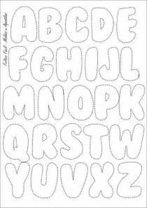 lettering templates molde das letras do alfabeto para pe 231 as em feltro