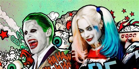 Squad Harley Quinn Joker clay enos shares a stunning new squad image of the