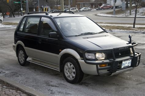 mitsubishi rvr 1994 1994 mitsubishi rvr for sale rightdrive est 2007