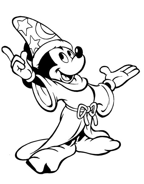 Free Printable Mickey Mouse Coloring Pages For Kids Mickey Mouse Coloring Pages Free