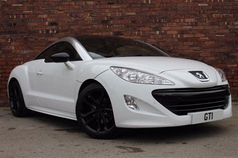 white peugeot for sale used white peugeot rcz for sale