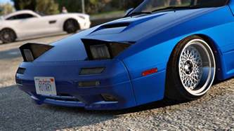 mazda rx7 fc3s add on replace tuning gta5 mods