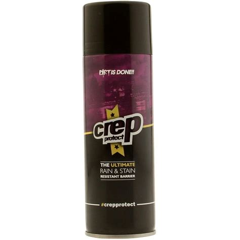 Crep Protect Spray Water And Stain Resistant crep protect stain resistant barrier spray black