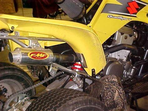Suzuki Eiger Exhaust Tc Exhaust Suzuki Z400 Forum Z400 Forums