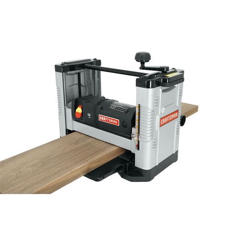bench planers craftsman 12 5 in bench top planer cutter brand new