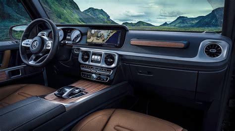 mercedes g class 2019 mercedes g class 2019 interior