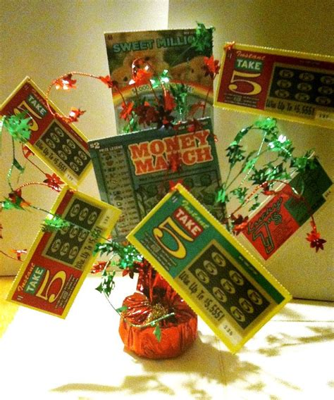 christmas trees decorated with scratch tickets scratch ticket tree auction events