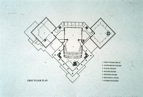 floor plan theatre national theatre b w drawing floor plan archnet