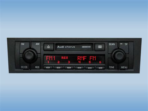 Radio Chorus Audi by Wprowadzanie Kodu Radio Chorus Ii Audi 3 8p Elektroda Pl